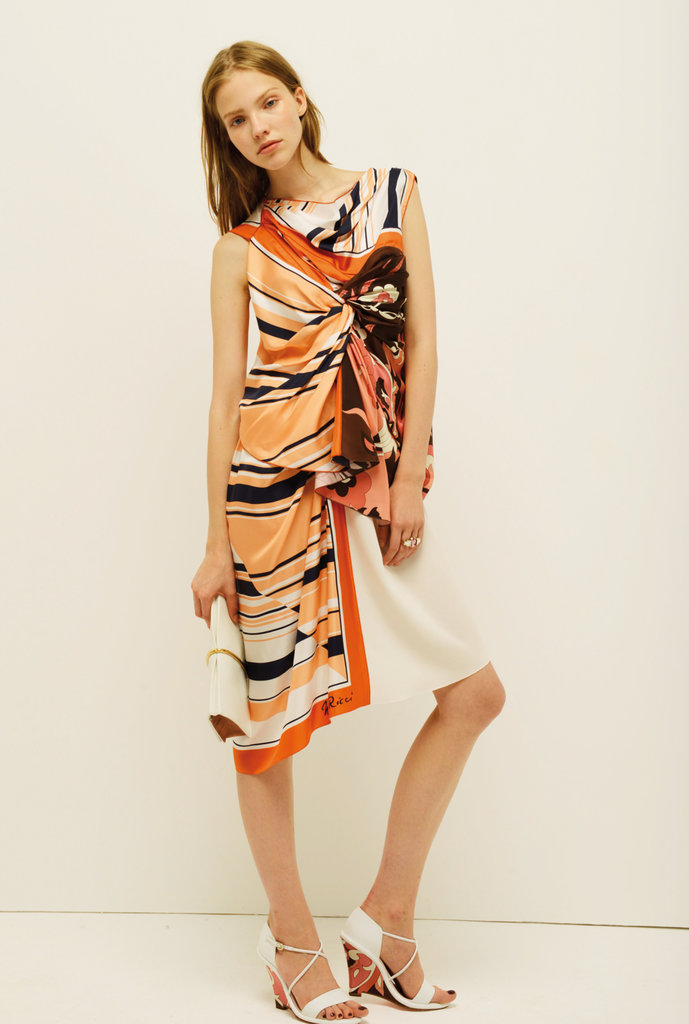 Nina Ricci Resort 2014 Photo courtesy of Nina Ricci