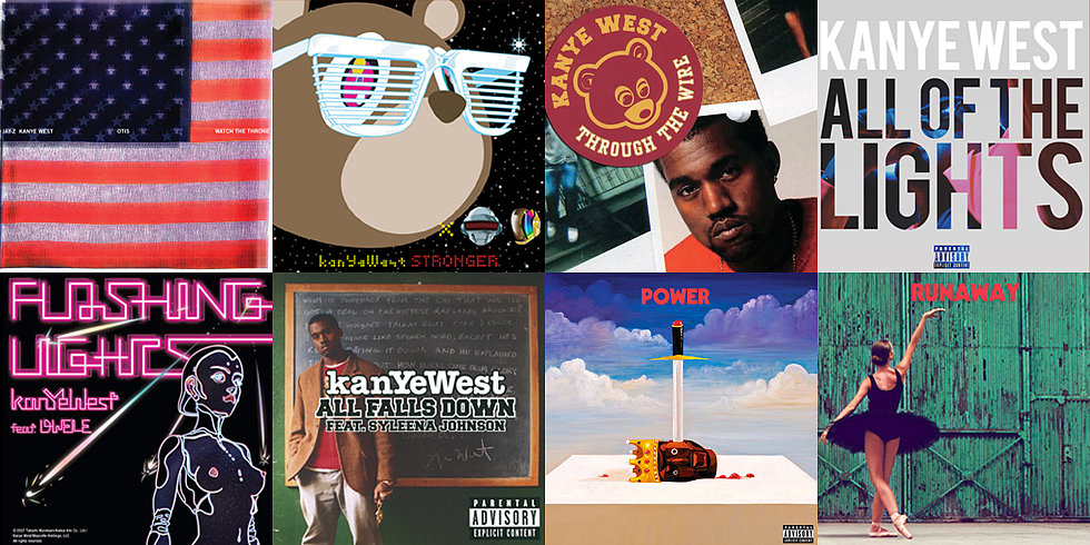 Happy Birthday, Kanye West: His 20 Best Singles