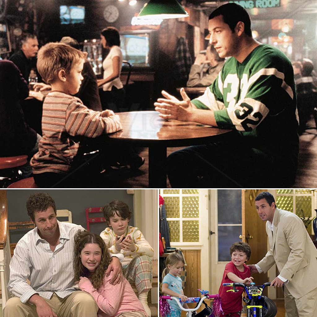 Great Movie Dads: Adam Sandler