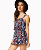 We love this Forever 21 Ganado Print Romper ($18) for its cool tribal print and easy-to-wear silhouette.