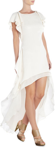 Runway Silk Yuliana Dress