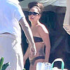 Lady Gaga Bikini Pictures in Mexico