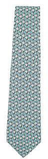 Paul Smith PAUL SMITH Optical Print Pattern Tie
