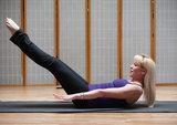 Upper Abs: Pilates 100s
