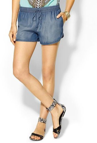 Splendid Chambray Short