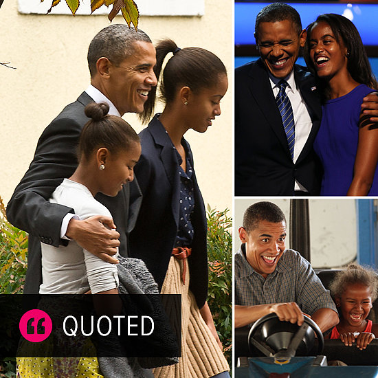 President Obama Melts Our Hearts With Quotes on Fatherhood