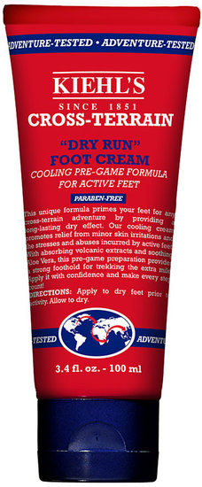 Kiehl's Since 1851 Cross-Terrain Dry Run Foot Cream