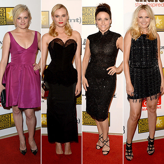 Too Many TV Stars to Count Step Out For the Critics' Choice Awards!