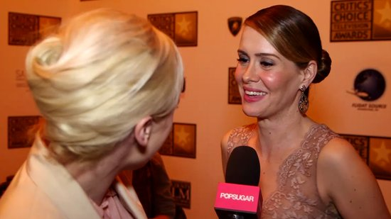"Sarah Paulson Promises ""a Lot of Witchy Bitches"" on the Next Season of American Horror Story"