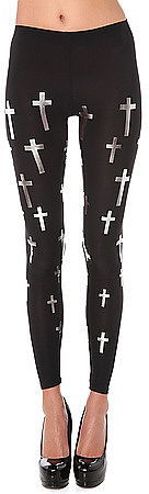 See You Monday  The Believer Legging