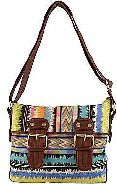 Call It SpringTM Dular Striped Handbag