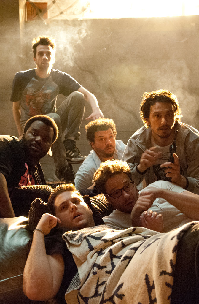 Go Inside James Franco's Party With Pictures From This Is the End