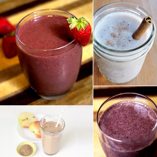 Under 300 Luscious and Low-Cal Smoothies