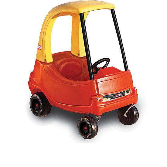Little Tikes Cozy Coupe — 1979