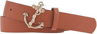 Anchor buckle belt