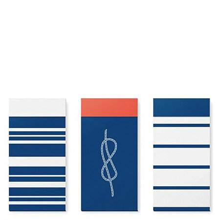 Nautical list pads ($10, originally $15) are perfect for keeping track of all your Summer to-dos.