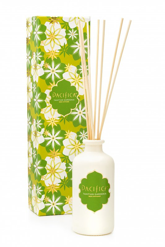 Make the room look and smell good thanks to a gardenia reed diffuser ($32).