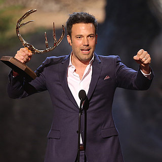 Ben Affleck Guys Choice Awards 2013 Speech Video