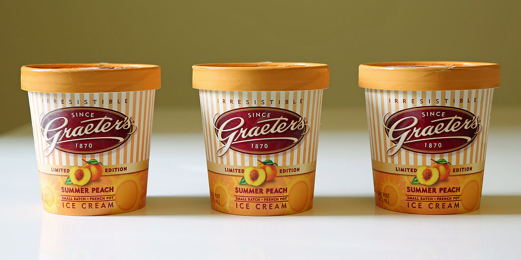 This Summer, Try Graeter's Peach For a Taste of Regional Americana