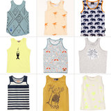 11 Tank Tops For Your Little Boys of Summer