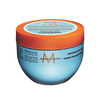 Product Review: Moroccan Oil Restorative Hair Mask