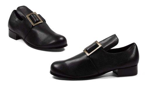 """Ellie Shoes E-121-Samuel, 1"""" Shoe With Buckle."""