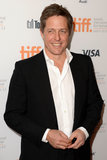 Hugh Grant announced the November 2012 birth of his second child, a boy, in February. He is reportedly dating Tinglan Hong, who is also the mother of his first child, Tabitha.