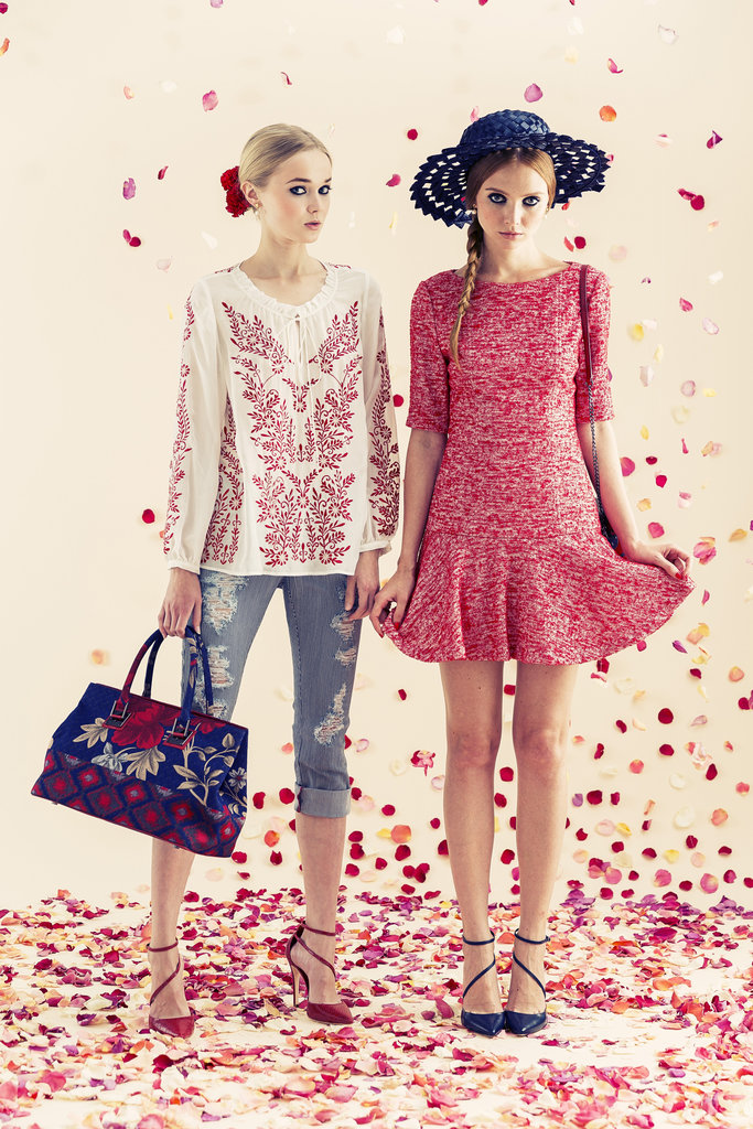 Alice + Olivia Cruise 2014 Photo courtesy of Alice + Olivia