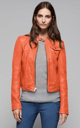 Lystra Leather Jacket