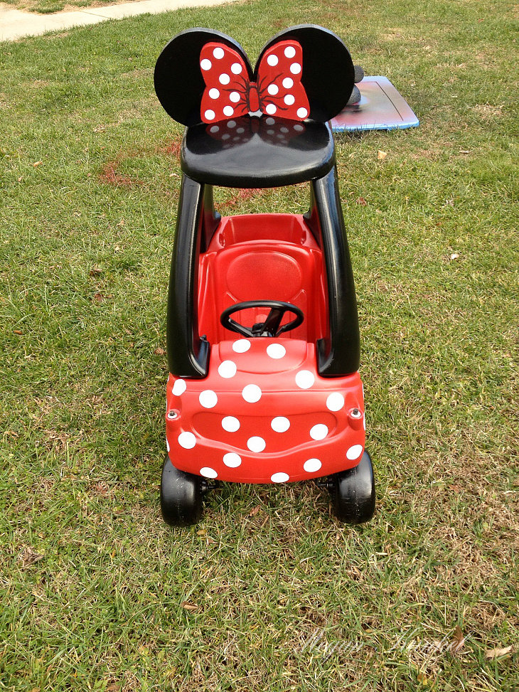 Minnie Mobile