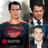 I Was Fat Cavill and More of Henry Cavill's Best Quotes