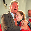 Bill Clinton and Chelsea Clinton Pictures