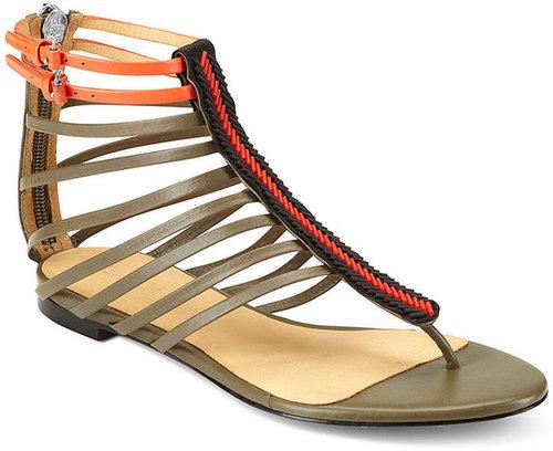 LAMB L.A.M.B. Shoes, Pluto Flat Sandals