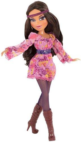 Bratz Totally Polished Doll- Yasmin