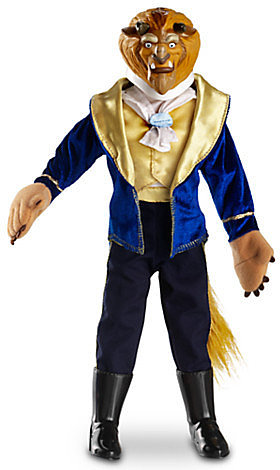 The Beast Classic Doll - 12''