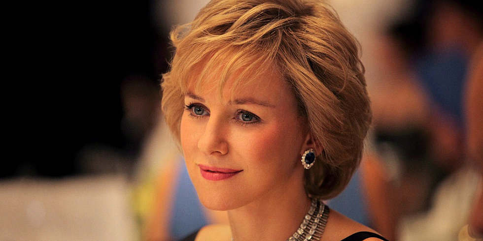 See Naomi Watts as Princess Di in the First Teaser For Diana