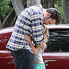 Ben Affleck and Daughter Violet | Photos