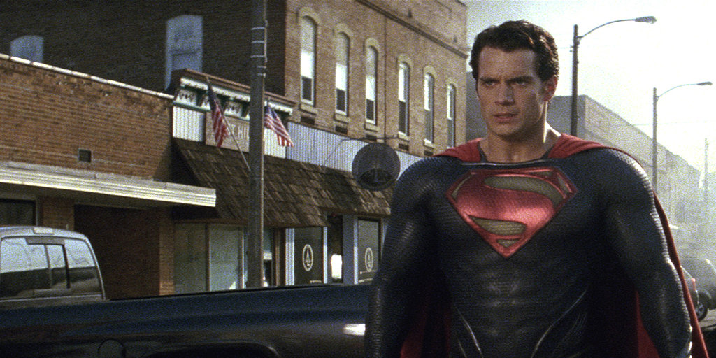 Man of Steel: Even Henry Cavill's Blue Steel Can't Save This Movie
