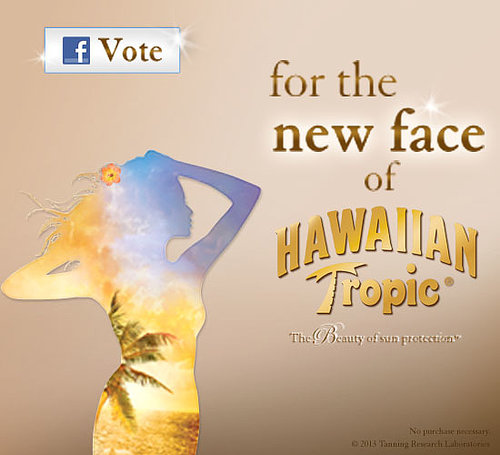 Cast Your Vote For the New Face of Hawaiian Tropic