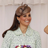 Pregnant Kate Middleton's Official Appearances Pictures