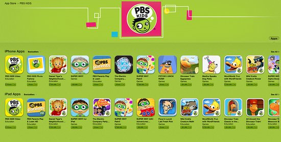PBS Kids on the App Store
