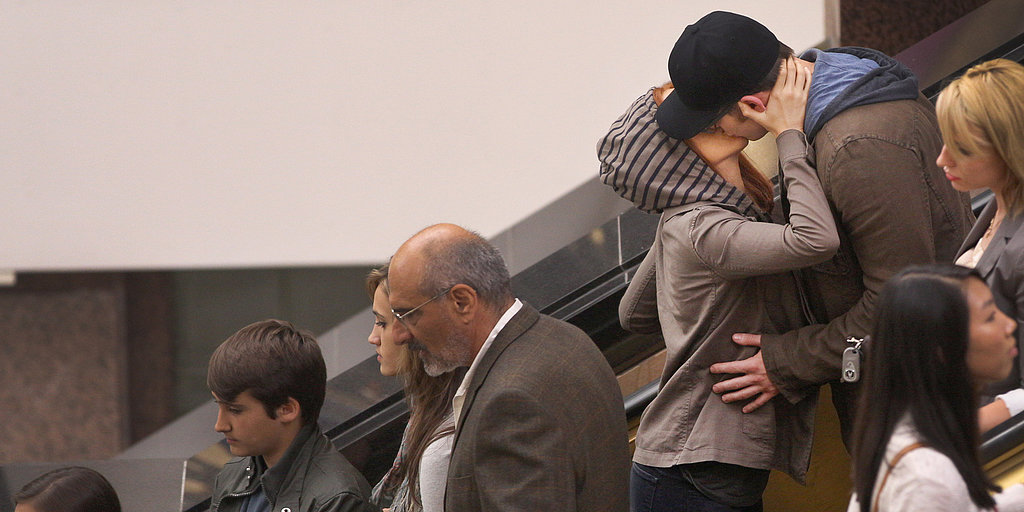 Scarlett Johansson and Chris Evans Escalate Things on the Captain America Set