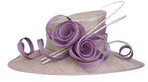 Lavender Occasion Hat