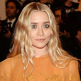 May 2013: Ashley Olsen at The Met Gala