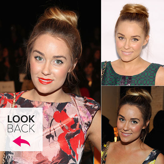 Lauren Conrad: 10 Bun Moments to Love