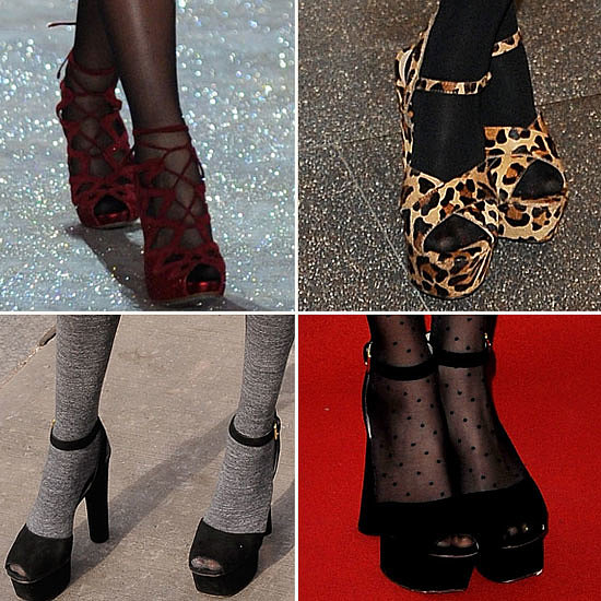 High Heels Meet Hosiery: The New School Rules