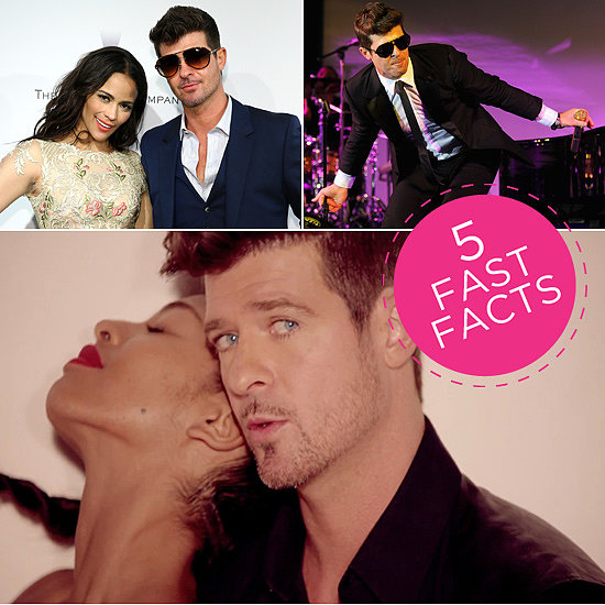 Everyone's Talking About Robin Thicke — Here's What You Need To Know