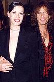 Steven and Liv Tyler