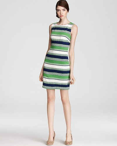 Trina Turk Dress - Spectator Stripe