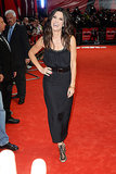 Sandra Bullock Brings The Heat in a Backless Dress